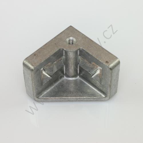 Variofix úhelník se závitem, 3842536491, 40/45 N10, (1ks)