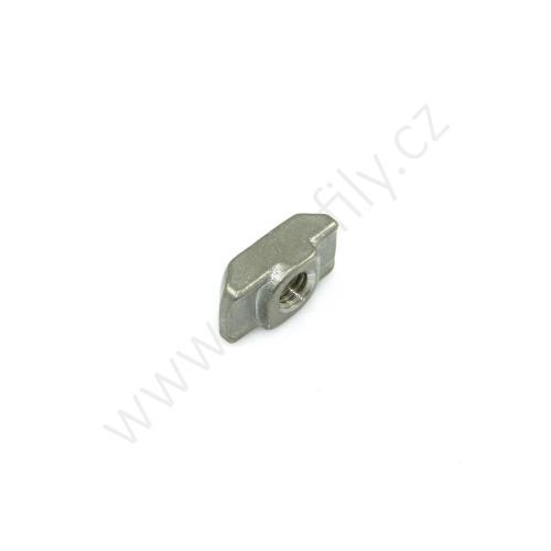 Matice T do drážky - nerez, ESD, 3842536601, N8 M5, Balení (100ks)