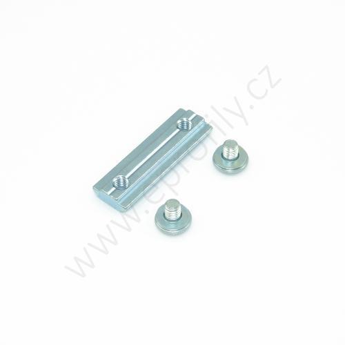 Profilová spojka do drážky, 3842536787, N8-50 VF, (1ks)