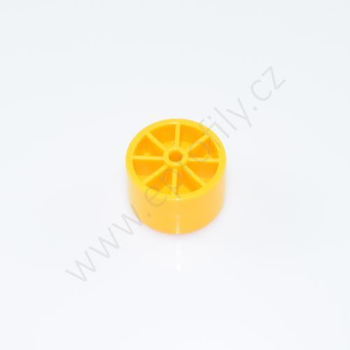 Kolečko žluté, ESD, 3842537959, D32, (1ks)