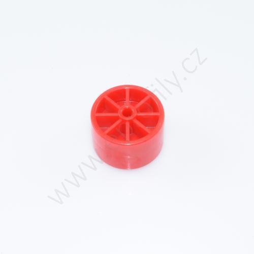 Kolečko červené, ESD, 3842537960, D32, (1ks)