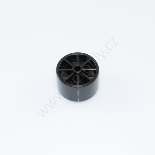 Kolečko černé, ESD, 3842537961, D32, (1ks)