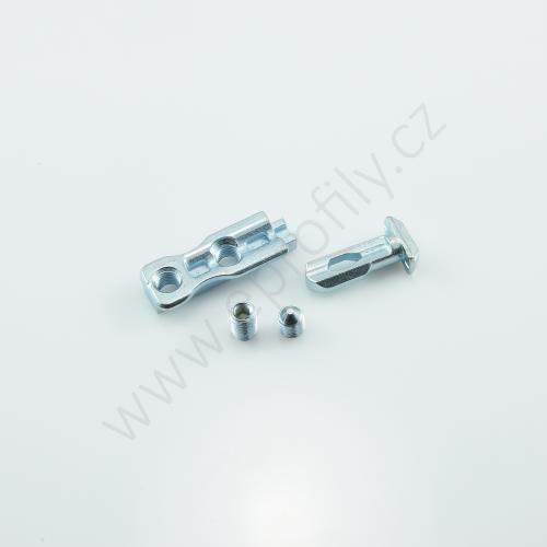 Upínací spojka, ESD, 3842538491, N10/L, Balení (100ks)