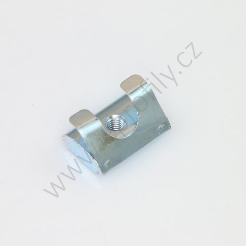 Kámen lehký pro vložení do drážky s pružinou, ESD, 3842541393, N10 M4, (1ks)