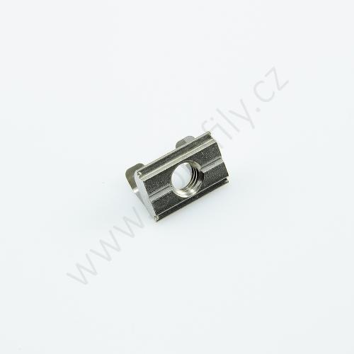 Kámen lehký pro vložení do drážky s pružinou - nerez, ESD, 3842547806, N10 M8, Balení (100ks)