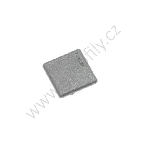 Krytka konce profilu černá plast, ESD, 3842548743, 20x20, (1ks)