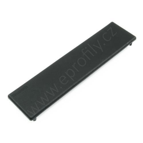 Krytka konce profilu černá plast, ESD, 3842548795, 45x180, Balení (20ks)