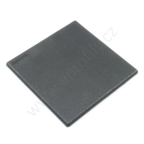 Krytka konce profilu černá plast, ESD, 3842548825, 100x100, Balení (20ks)