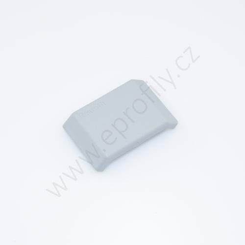 Krytka úhelníku - šedá, 3842548846, 30x30, (1ks)