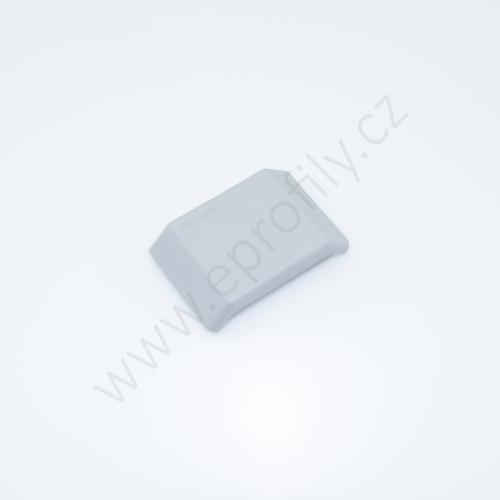 Krytka úhelníku - šedá, 3842548862, 45x45, (1ks)