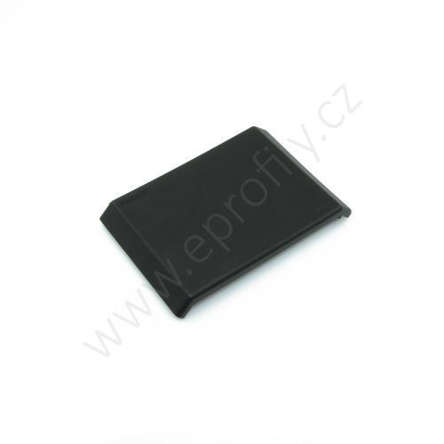 Krytka úhelníku - černá, ESD, 3842548869, 90x90, (1ks)