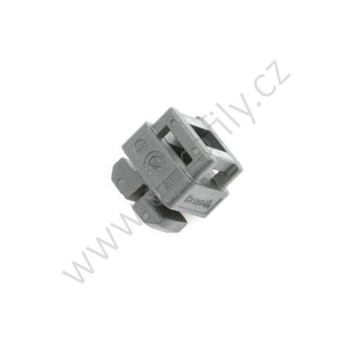 Křížový klip pro kabel, 3842555182, N8, Balení (100ks)