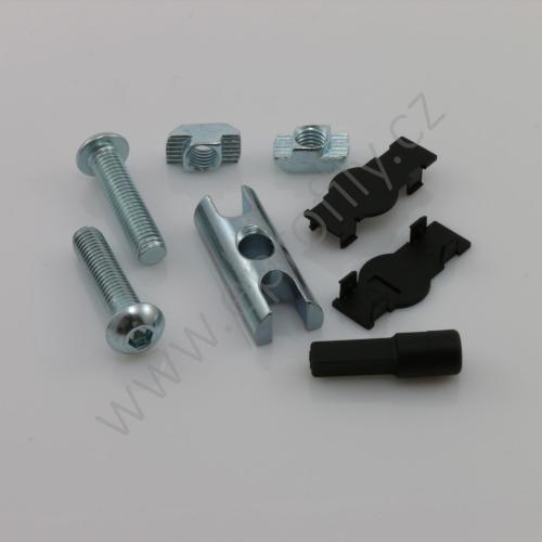 Svorníková spojka, ESD, 3842555584, D17x45 N10/N10, Balení (10ks)
