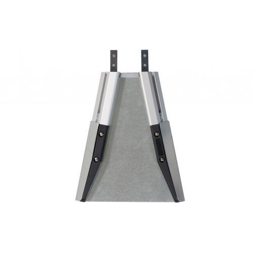 FiFo monorail široká koncovka 40 mm, MONO-EKGS-V2,  24,5x230x278, (1ks)
