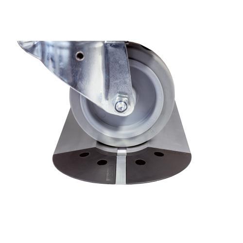 Blok parkovací mezikus do koncovky - šířka 20 mm, PAB-ZW2,  11x77x20, (2ks)